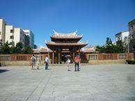 Le premier temple de Taïwan