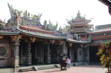Le temple de Beimen (北門)