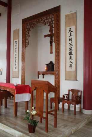 Au monastère