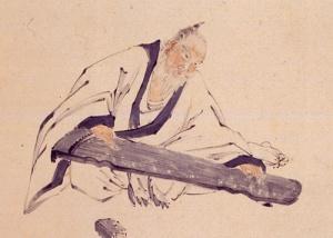 Uragami Gyokudo 1745-1820